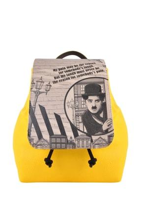 Dogo Chaplinows Kadın Günlük Sırt Çantası dgb019-hps021