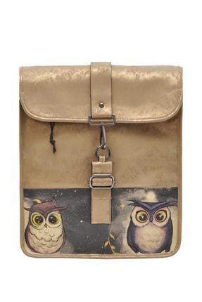 Dogo Owls Family Kadın Günlük Sırt Çantası dgb020-dlb004