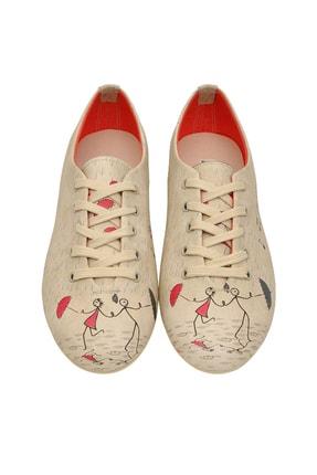 Dogo Çok Renkli Kadın Ayakkabı DGOXF016-620