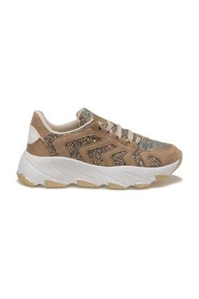 Butigo POİSE Bej Kadın Sneaker Ayakkabı