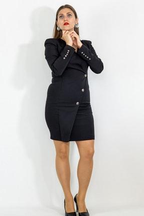 Lefon Ceket Elbise