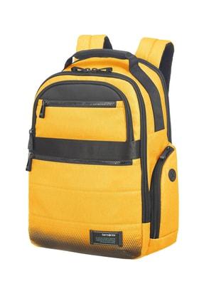"""Samsonite Altın Sarısı Unisex City 2.0 - 16"""" Laptop Sırt Çantası 38770"""