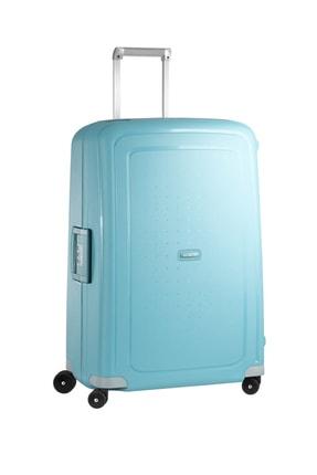 Samsonite Mavi Unisex S'Cure - 75 Cm Büyük Boy Valiz 35280