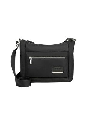 Samsonite Siyah Unisex Openroad Chic Horiz Shoulder Bag 72544