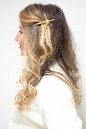 New Look Kadın Altın Starfish Toka