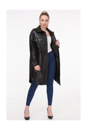Kadın Deri Ceket Zg7025 ZG7025