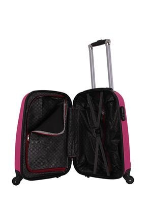 Laguna 2022 Abs Orta Boy Valiz Bavul Fuşya