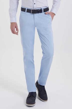 Hatemoğlu Regular Mavi  Pantolon 29261018B002