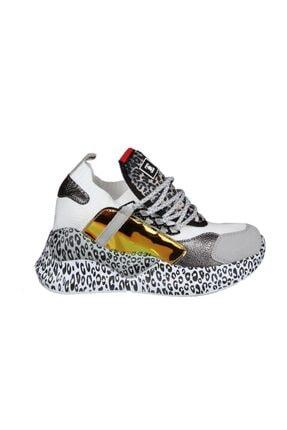 MP Ewoll 1045 Beyaz Kadın Sneakers