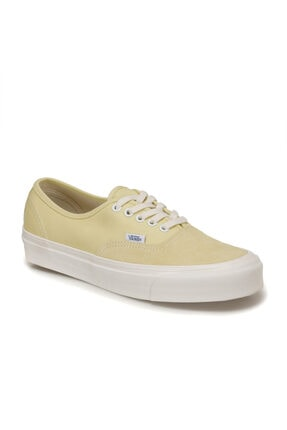 Vans Ua Og Authentıc Lx Sarı Erkek Sneaker