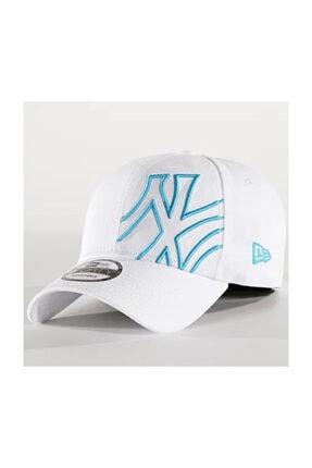 New Era Ny Beyaz Unısex Şapka 12150290