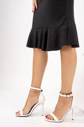 Fox Beyaz Kadın Topuklu Ayakkabı B922112609