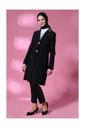 Armine Ceketli Takım 20y6108 Siyah