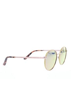 Osse Kadın Yuvarlak Güneş Gözlüğü OS 2842A 01 Simli