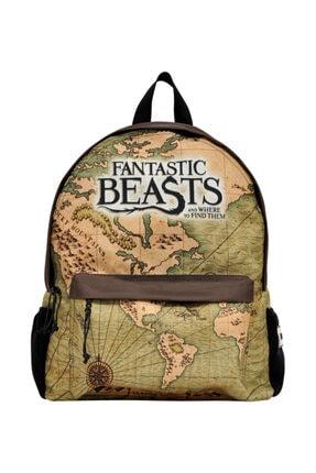 Dogo Mappa Mundi Fantastic Beasts Sırt Çantası