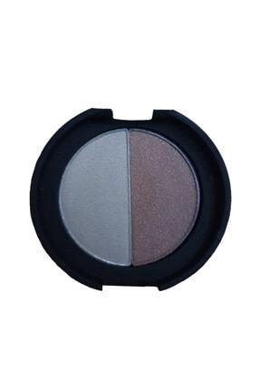 LR Colours Su Bazlı Makyaj Serisi Göz Farı Çift Renk - No:6 Taupe 'n' Bronze