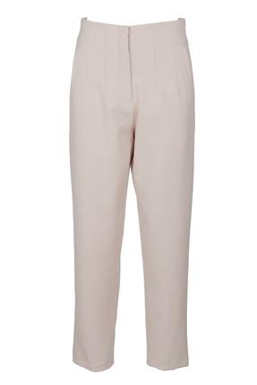 Seçil Bol Kesim Yüksek Bel Kadın Pantolon