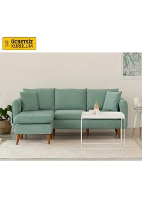 Sofia Köşe Koltuk-Fıstık Yeşili UV3-870-Fıstık Yeşili