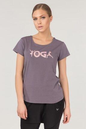 Bilcee Likralı Pamuklu Kadın T-Shirt FS-4002