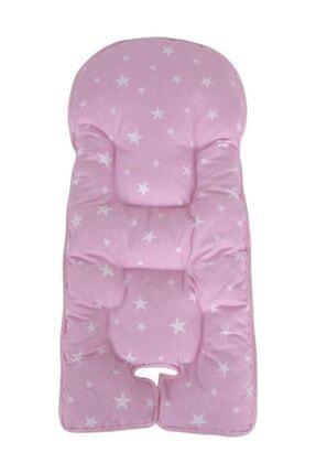Mama Sandalyesi Minderi Pembe Yıldız sevi150-2