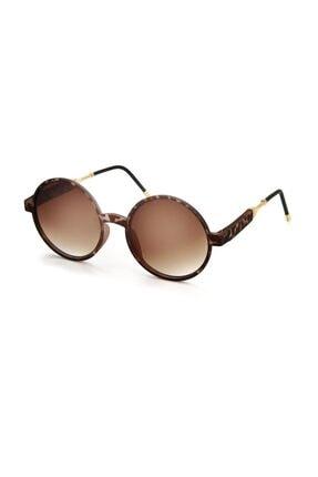 Di Caprio Kadın Yuvarlark Güneş Gözlüğü DH1511C