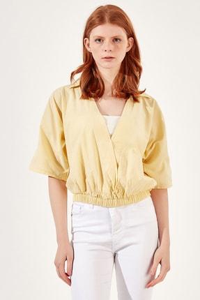 Manche Limon Kadın Gömlek