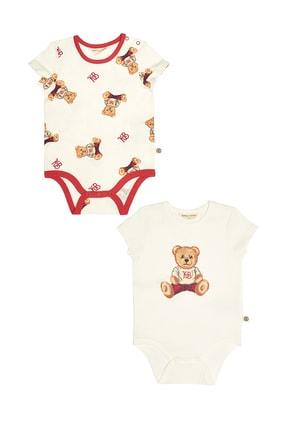 2'li Teddy Bear Bebek Zıbın 1200301005