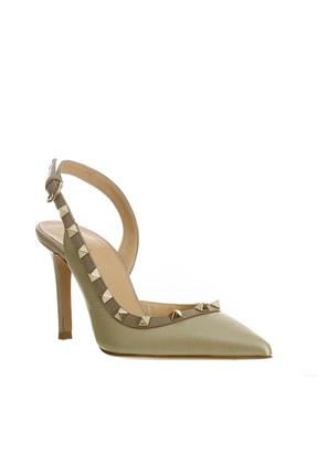 POLETTO Kadın Topuklu Ayakkabı