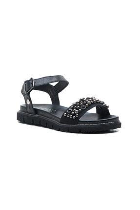 Ferre Sandalet Ayakkabı Siyah