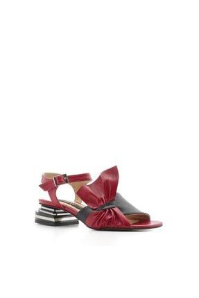 İlvi Kadın Kırmızı Nora Ayakkabı