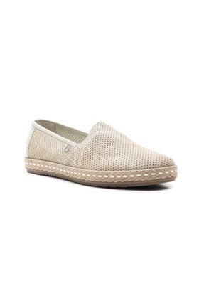 Ferre Milano Günlük Ayakkabı Bej Süet