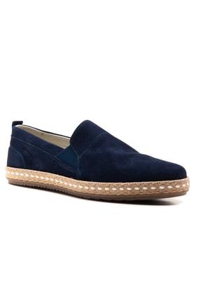 Ferre Milano Günlük Ayakkabı Lacivert Süet