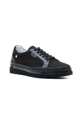 Ferre Milano Günlük Ayakkabı Siyah Nubuk