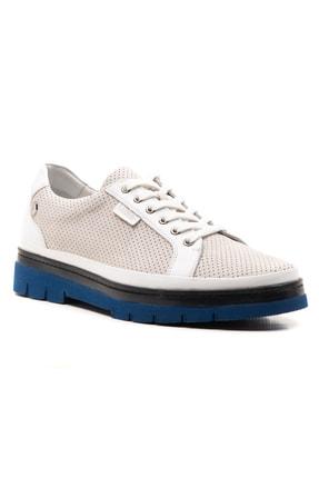 Ferre Milano Erkek Beyaz Günlük Ayakkabı
