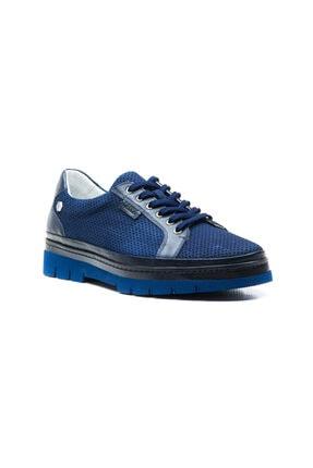 Ferre Milano Günlük Ayakkabı Lacivert Nubuk