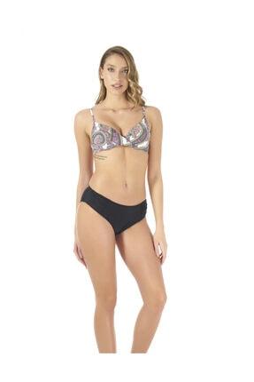 ESTİVA Göğüs Şekillendirici Kaplı Bikini