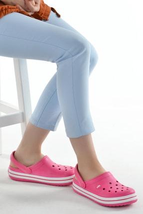 Ayakland Ortopedik Kadın  Sandalet Terlik Akn E195.z.000