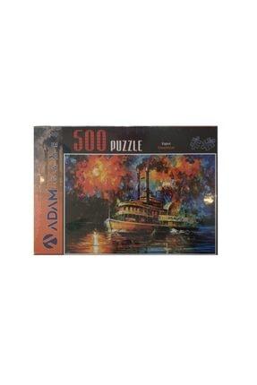 500 Puzzle 500 Parça Puzzle VAPUR