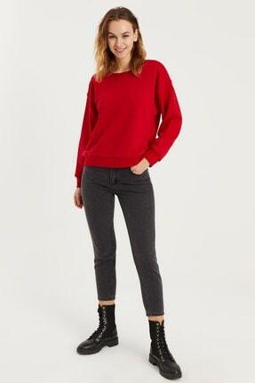 VENA Kadın Kırmızı Rhona Sweatshirt