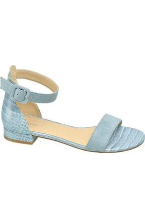 Graceland Deichmann Kadın Mavi Sandalet