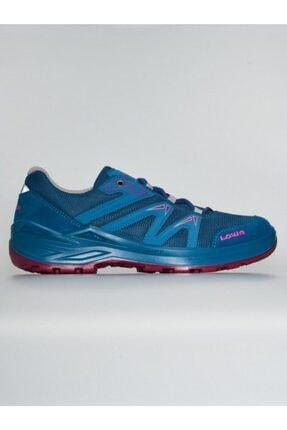 Lowa Kadın Turkuaz Bağcıklı Spor Ayakkabı 650117-6946