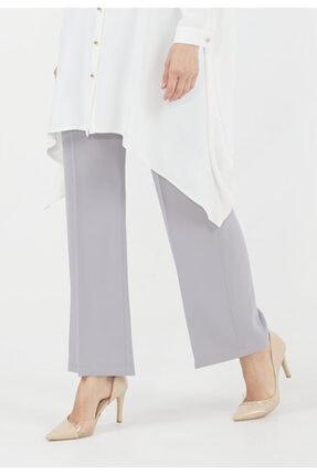 Setrms Kadın Gri Pantolon