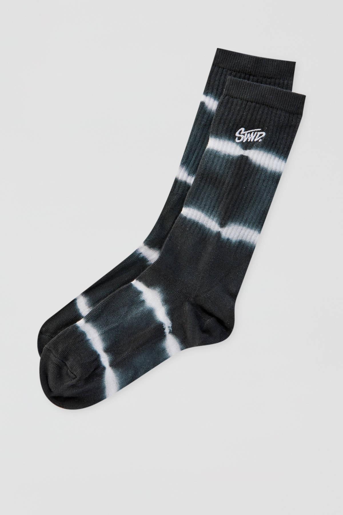 Pull & Bear Kadın Stwd Batik Spor Çorap 09895318