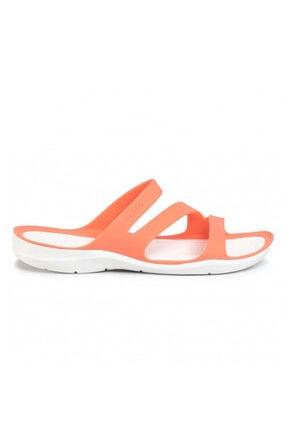 Crocs Kadın Turuncu  Sandal W   Terlik 203998-82q