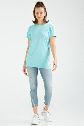 Speedlife Kadın Tişört Platin S.yeşili