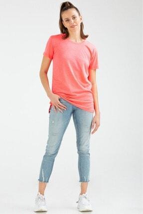 Speedlife Kadın Tişört Platin F.fuşya