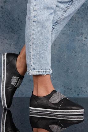 DARK SEER Siyah Kadın Sneaker DS.PMD54K200