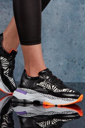 DARK SEER Siyah Kadın Sneaker DS.MSR854