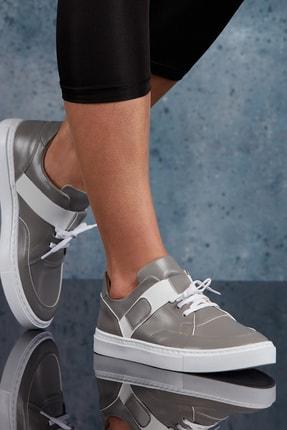 DARK SEER Gri Kadın Sneaker DS.DYK101