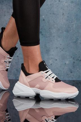 DARK SEER Pudra Kadın Sneaker DS.FMT2065